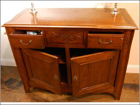 Kitchen Buffet And Hutch Furniture  Home Design Ideas