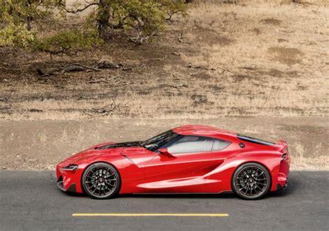 2018 Toyota Supra Release Date