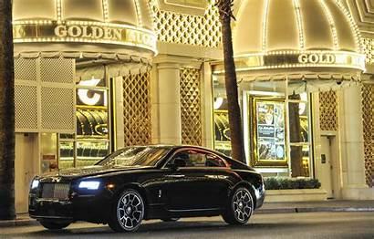 Royce Rolls Wraith Wallpapers Luxury Badge Nice