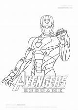 Draw Iron Coloring Drawing Stones Infinity Ironman Step Easy Chibi Face Mask Superheroes Tutorial Suit Head Drawitcute Helmet sketch template