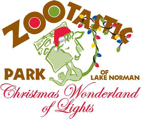 zootastic park christmas wonderland lights visit mooresville nc zootastic park 39 s christmas wonderland