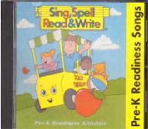 sing spell read write preschool lamp post homeschool 641 | sing spell read write pre k readiness songs cd