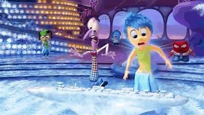 Inside Brain Freeze Pixar Animated Movie Trailer