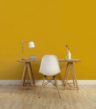 peinture jaune moutarde peinture 1825 couleur jaune moutarde dans un bureau