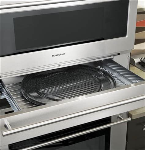 zscnss ge monogram built  oven  advantium speedcook technology  monogram