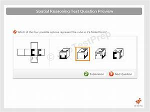 Spatial Reasoning Test - Get Online Practice Today
