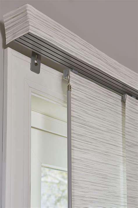 vertical blinds alternatives  sliding glass