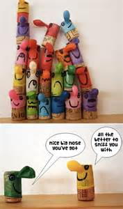 Wine Cork Craft Projects for Kids