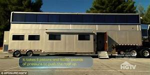 Vin Diesel's two-storey $1.1million trailer | Daily Mail ...