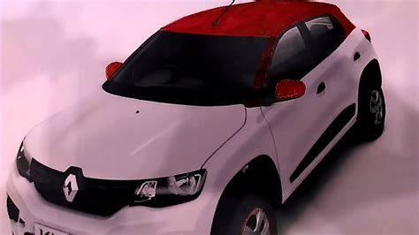 renault kwid red colour renault kwid red color youtube
