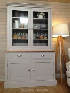 Beautiful Solid Pine Painted 4ft Welsh Dresser Farmhouse