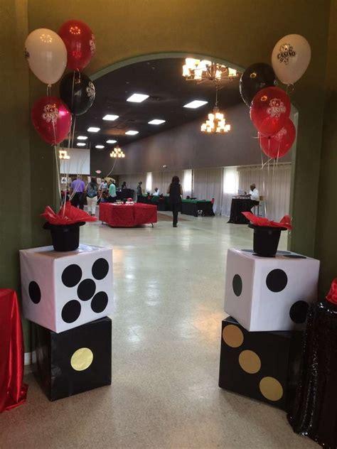 Casino Themed Birthday Party Ideas  Photo 1 Of 11 Catch