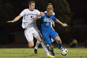 Men's soccer scores in final seconds to defeat Cal 4-3 ...