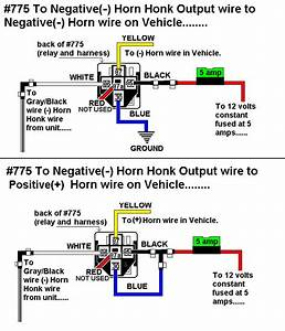 Viper Alarm Gurus-how To Hook Up A Horn Relay