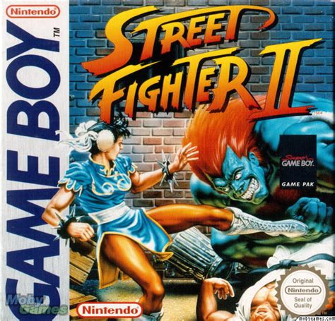 Street Fighter Ii Game Boy Classic Game Room Wiki