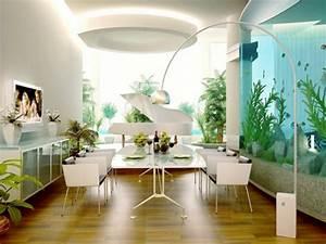 Aquarium Dekorieren Ideen : kleines aquarium als beruhigendes element in die wohnung integrieren ~ Bigdaddyawards.com Haus und Dekorationen