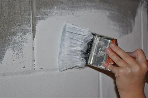 waterproof paint  basement walls home design