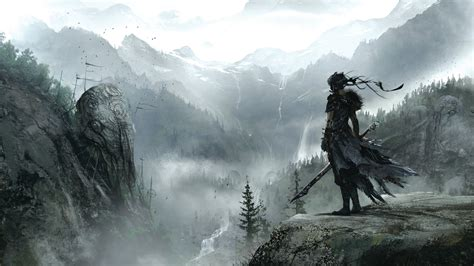 hellblade senuas sacrifice wallpapers images