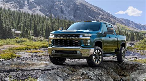 when do the 2020 gmc trucks come out 2020 chevrolet silverado 2500hd review trims specs and