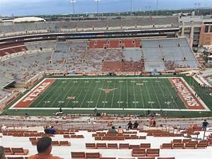 Dkr Texas Memorial Stadium Section 104 Rateyourseats Com