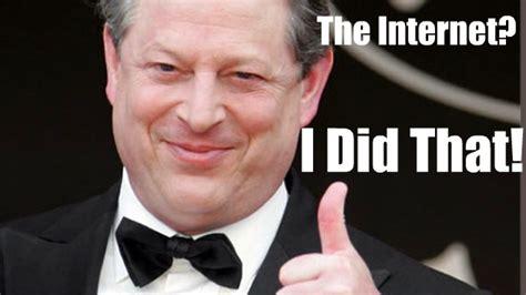 Al Gore Internet Meme - happy birthday internet treatmentofvisions