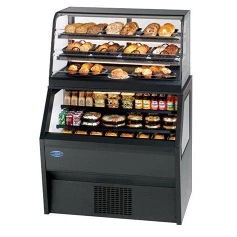 Federal Industries Bakery Display Combo Case, 36