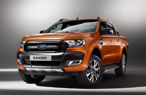 ford ranger  features arrival  truck models