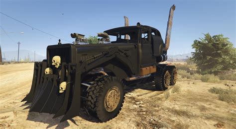 Mad Max Fury Road Wallpapers Mad Max The War Rig Gta5 Mods Com