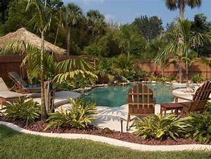 100 spectacular backyard swimming pool designs pictures for Landscape design around pool