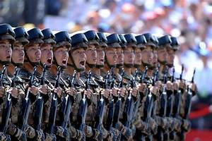 Photos: China Stages Massive Military Parade | Al Jazeera ...