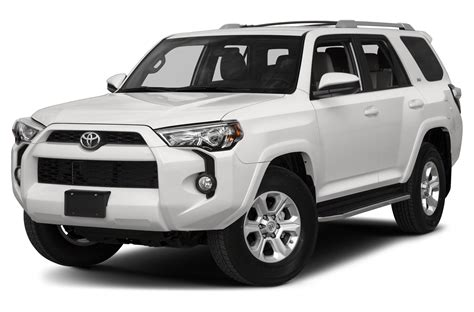 suv toyota 2018 toyota 4runner price photos reviews safety