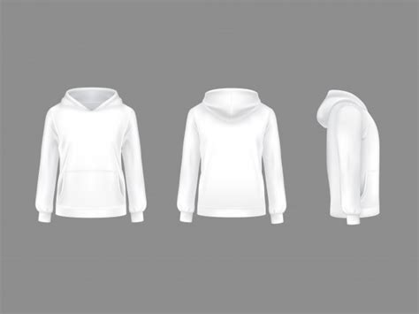 hoodie vectors   psd files