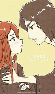 Pin on Severus snape y lily evans