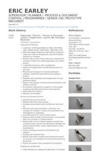 cnc machine shop resume machinist resume sles visualcv resume sles database