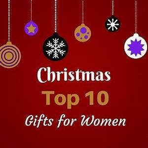 Top 10 y Christmas Gifts for Women Harmony Store