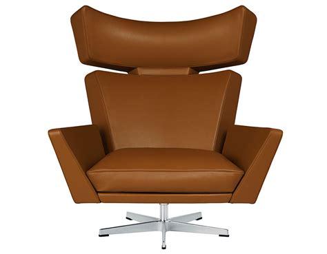 arne jacobsen oksen lounge chair hivemodern