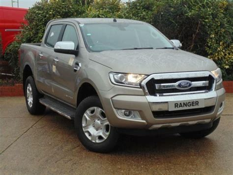 2018 Ford Ranger 3.2 Limited 1 Auto 4 Door Pick Up