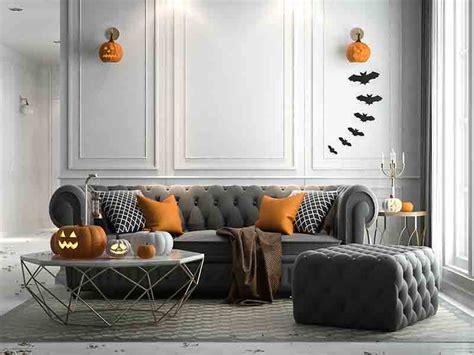 ideas  decorar tu casa en halloween realia