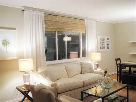 Living Room Curtain Ideas With Blinds door windows decorating living room window treatments