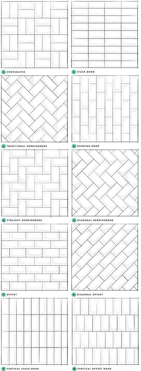 ways to lay tile subway tile kitchen backsplash installation jenna burger
