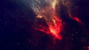 Red Galaxy wallpaper - 932330