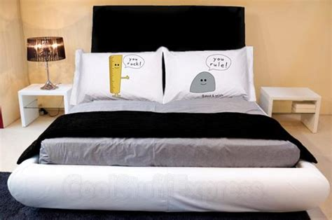cool pillow cases 8 cool creative pillowcases holycool net