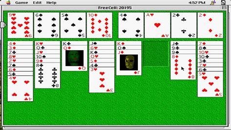 Freecell For Mac (macintosh Game 1995)