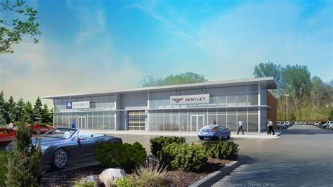 Morrie's Automotive Group Plans New Maserati, Bentley