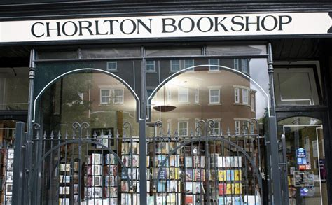chorlton bookshop creative tourist