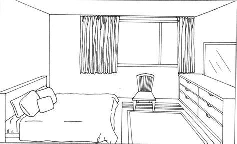 chambre dessin dessin de coloriage chambre à imprimer cp06360