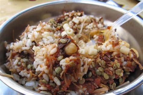cuisine egyptienne recette kochari egyptien recette de la cuisine égyptienne