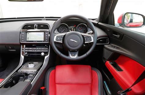 jaguar xe review  autocar