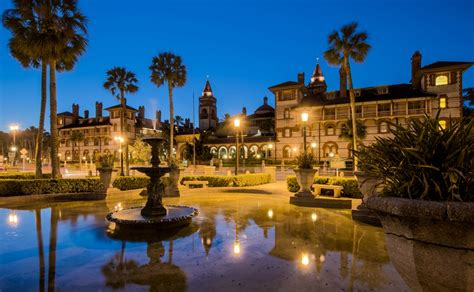Cna In St Augustine Fl by Why You Should Visit The City Of St Augustine In
