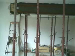 ouverture mur porteur ancenis cholet maine et loire 49r With peut on percer un mur porteur